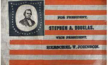 Stephen A. Douglas: Bid for the Presidency