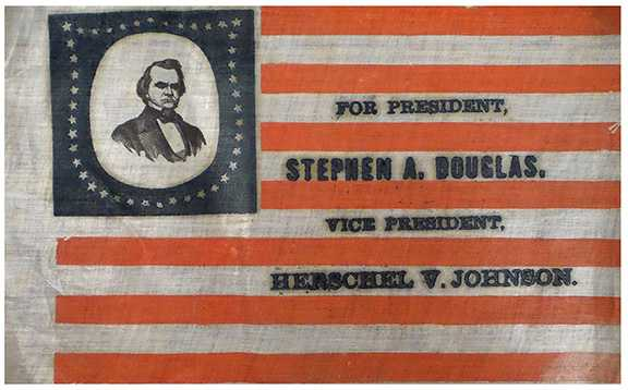 Stephen A. Douglas: Bid for the Presidency