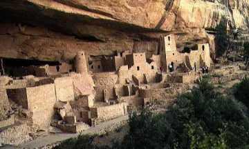 Anasazi Indians & Chimney Rock