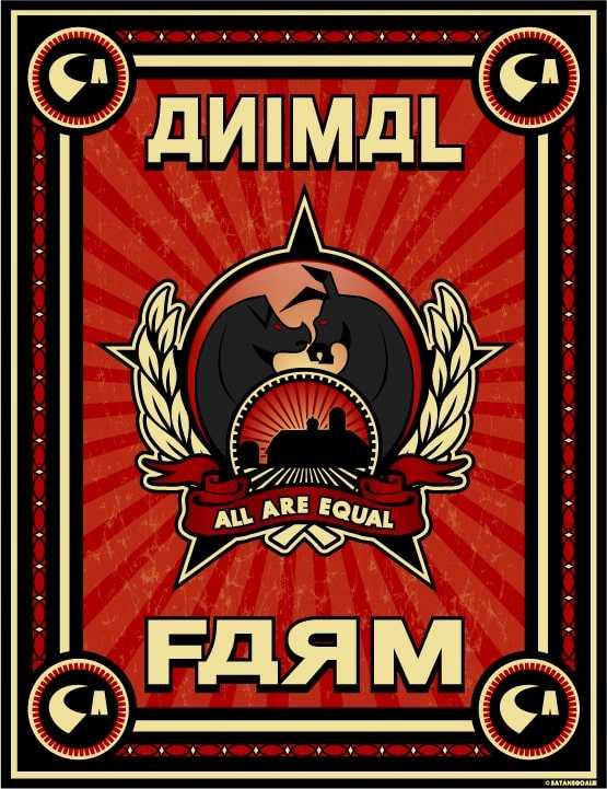 Animal Farm And Communism Analysis Study Ton